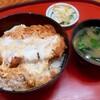 とんかつ繁 - 料理写真:カツ丼(1250円)