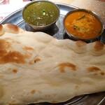 ラフィー インディアンレストラン - RSランチ