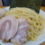 らぁ麺 次男坊 - 料理写真:特製つけ麺大盛