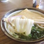 平野屋 - 細め平たい手打ち麺 とてもアッサリで、ペロリ