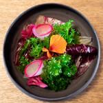 oasi - 料理写真:葉野菜のサラダ