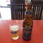 大肚魚飯店 - タイガービール