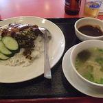 大肚魚飯店 - 焼鴨飯セット