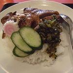大肚魚飯店 - 焼鴨飯