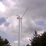14625323 - 近くのブルーサンビーチの風車