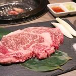 焼肉IWA - 和牛サーロイン