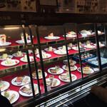 ケーニヒスクローネ - ケーキのショーケース