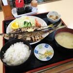 146252208 - 焼魚定食950円です