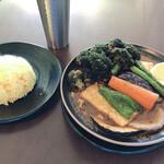 スープカレー ANNIE - 料理写真:
