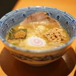 146255220 - 特製つけ麺(並)スープ
