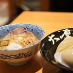 146255245 - 特製つけ麺(並)横