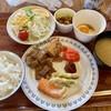 ホテルグランテラス帯広 レストラン - 料理写真:豚丼の豚バラは今一つだったかな?