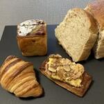 146262668 - 美味しいパンたち