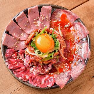 韓国料理や肉料理が楽しめる!