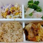 パリヤ - DELI BOX(弁当) 1,242円 ♪