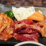 Gyouten - レディースランチの肉