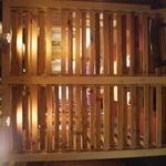 炭火鶏焼肉 しんざん - 店内写真