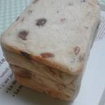 パン酵房ナチュール - レーズン食パン3
