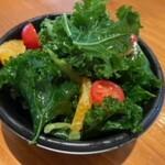 Zappa - ケールとキヌアのサラダ