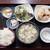 弘福 - 豚肉と白菜水餃子定食880円