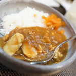 旬肴 Kaku - シーフードカレー