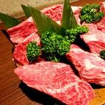神戸屋 - 黒毛和牛の厚切りハラミ