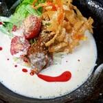 神戸屋 - 夏季限定豆乳担々麺