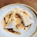浅野屋本店 - 料理写真:くず餅