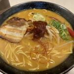 味噌物語 麺乃國+ - 〜辛味噌ラーメン〜