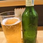 らぁ麺 なお人 - ハートランドビール