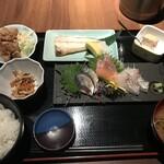 146295404 - 「山葵御膳」(1,000円)