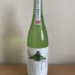 今西酒造 - 三諸杉 特別純米酒 山乃かみ