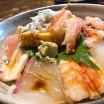 はまじま - 海女の海鮮丼