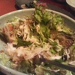 燦坐 - サラダ