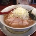 スープ食道 宝 - 煮干しラーメン