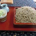 都庵 - 料理写真:大もりが無料で特盛になりました
