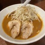 麺屋 づかちゃん - 料理写真:ミニ味噌ラーメン 800円