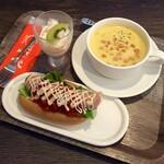 高虎DOG - 料理写真:モーニングセット