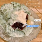 かき氷 薬膳スープ 美生 - 料理写真: