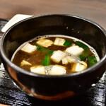146302459 - 【初代しるばーぐ(小150g)@1,580円】スープ