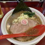 麺一盃 - あっさり系らーめん(正油魚介)ヾ(*´∀`*)ノ¥750円