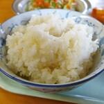 りっくゆ - とりカラアゲ甘酢あんかけ定食