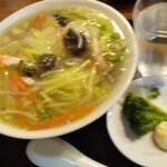 実川食堂 - 料理写真: