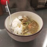 麺や すずらん亭 - ハーフサイズ