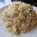 逸品火鍋 - 蝦仁炒饭。