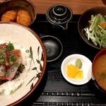 魚 野菜 酒 しゃばらむ - オススメ丼