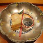 馳走 かく田 - 焼物:マナガツオの西京焼き