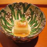 馳走 かく田 - 料理写真:先付:筍豆富