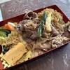 松木家 - 料理写真:すき焼き重弁当