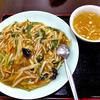 福建楼 - 料理写真:肉絲飯(大盛り)